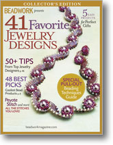 Book reviews beadwork presents 41 favorite jewelry designs from beadwork magazine digital version another special collectors edition magazine that includes 41 fandeluxe Images