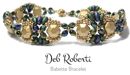 Babette Bracelet & Earrings