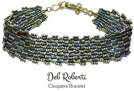 Pattern Cleopatra Bracelet