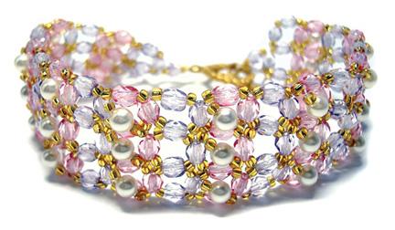 Easy Crystal Bracelet